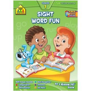 Workbooks 'Sight Word Fun' Activity Book