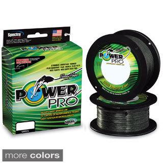 Power Pro Braided Microfilament Fishing Line 50 Pound 300 Yards