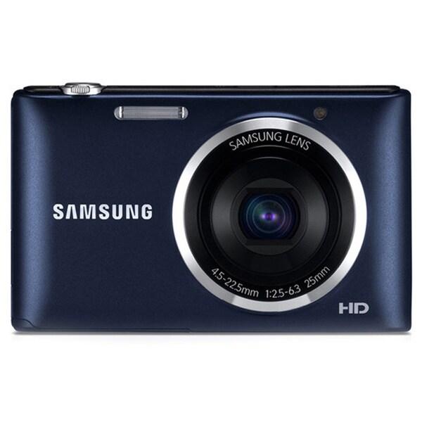 Samsung ST72 16MP Black Digital Camera