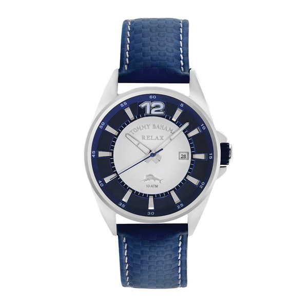 Tommy Bahama Men's 'Relax' Blue Watch