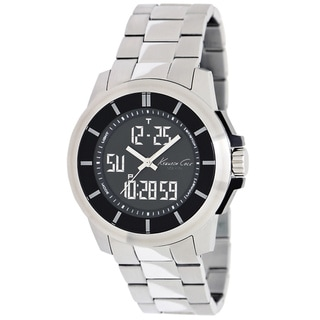 Kenneth Cole New York Men's Stainless Steel Touch Screen Watch