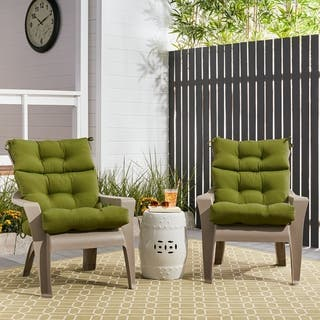 All-weather High-Back Chair Cushions (Set of 2)|https://ak1.ostkcdn.com/images/products/7879582/P15262520.jpg?impolicy=medium