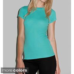 Bella Women's Ringspun Cotton Favorite T-Shirt|https://ak1.ostkcdn.com/images/products/7879597/Bella-Womens-Ringspun-Cotton-Favorite-T-Shirt-P15262491a.jpg?impolicy=medium