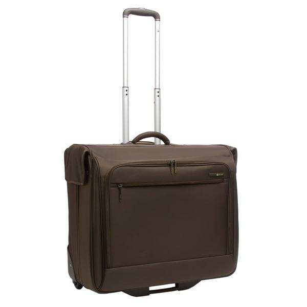 Delsey Luggage 227753BL Helium Superlite Rolling Garment Bag