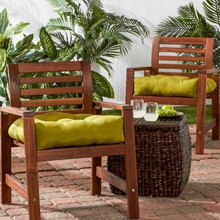 20inch outdoor chair cushion set of 2