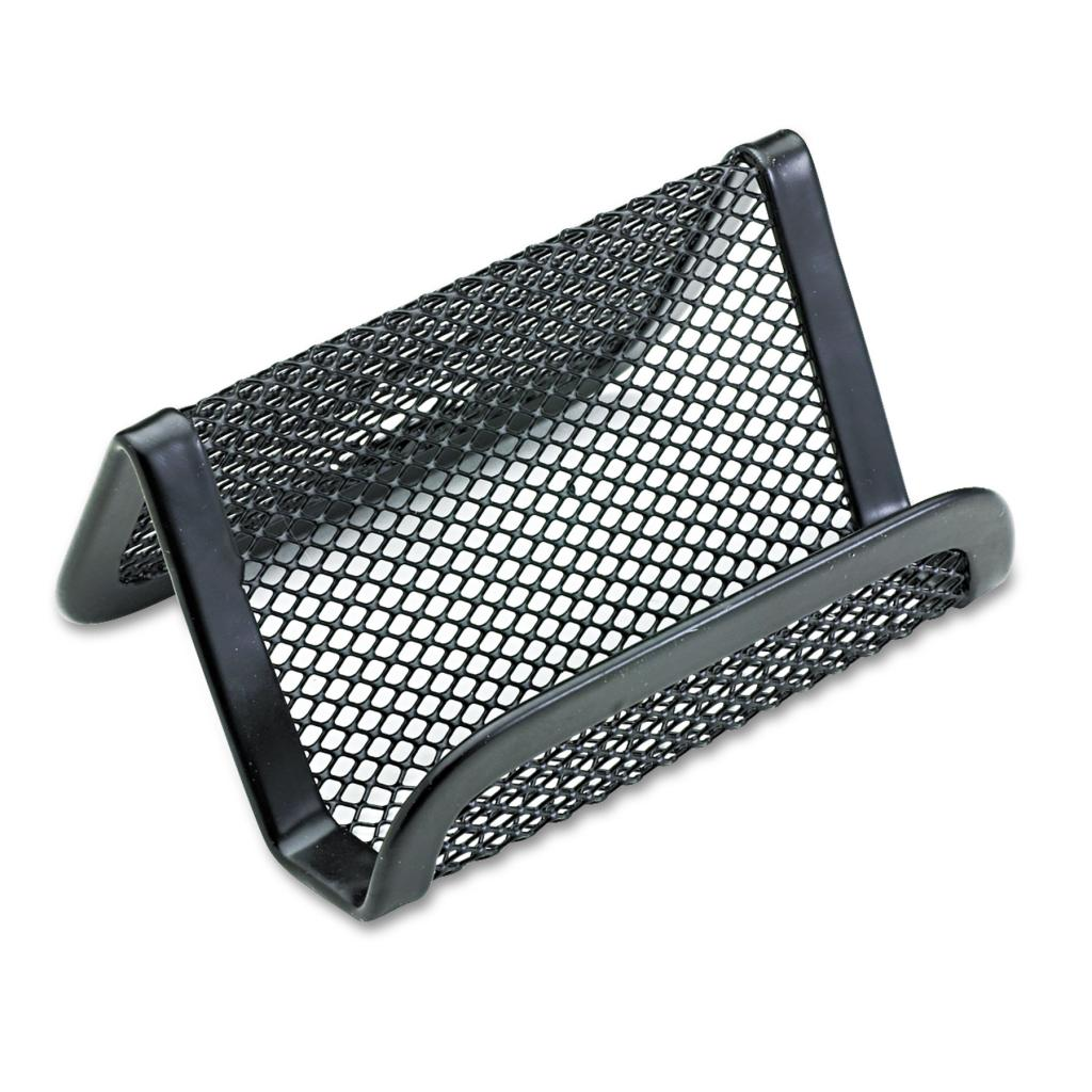 Rubbermaid Rolodex Mesh Business Card Holder (Includes bu...