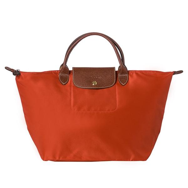 Longchamp 'Le Pliage' Medium Foldable Handbag