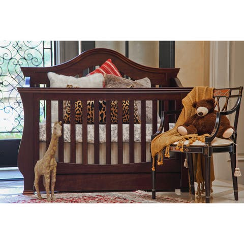 Brown Convertible Cribs Find Great Baby Furniture Deals