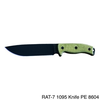 Ontario Knife Co RAT-7 1095 Knife
