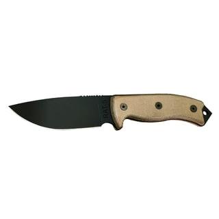 Ontario Knife Co RAT-5 1095 Plain Edge Knife