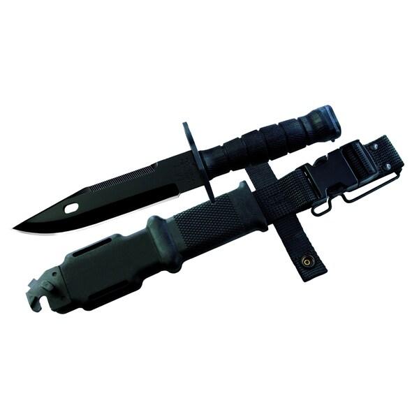 Ontario Knife Co 493 M9 Bayonet & Scabbard