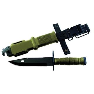 Ontario Knife Co OD Green 490 M9 Bayonet & Scabbard