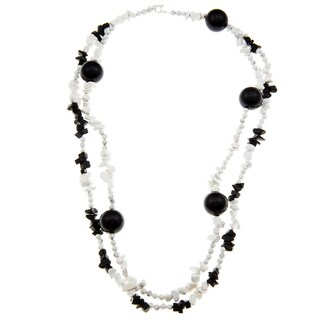 Karla Patin Double Strand Necklace