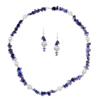 Karla Patin Amyst Necklace Set