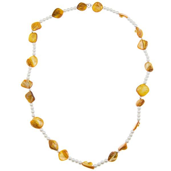Karla Patin Free Form Necklace