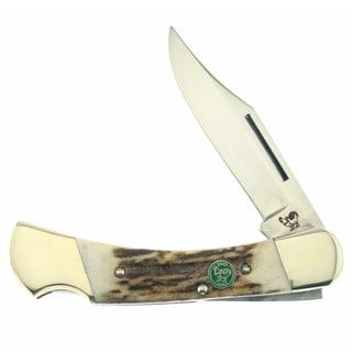 Hen & Rooster Large Lockback Knife