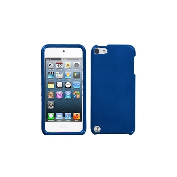 MYBAT Dark Blue Phone Case Cover for Apple® iPod Touch Generation 5