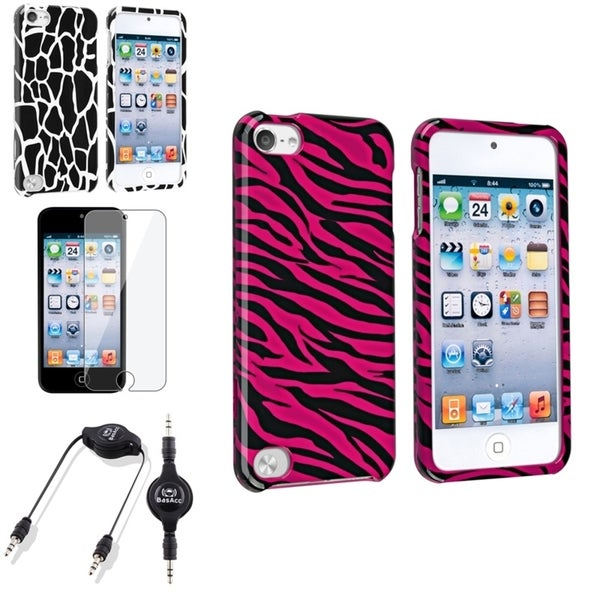 BasAcc Cases/ Protector/ Cable for Apple iPod Touch Generation 5