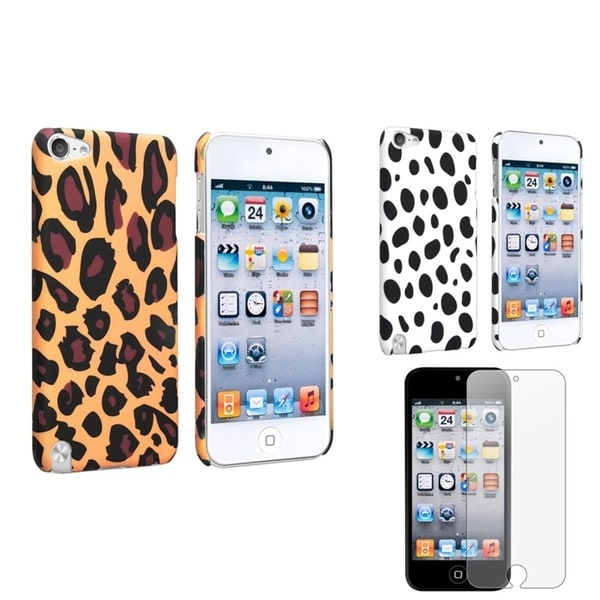 BasAcc Cases/ Anti-glare Protector for Apple iPod Touch Generation 5