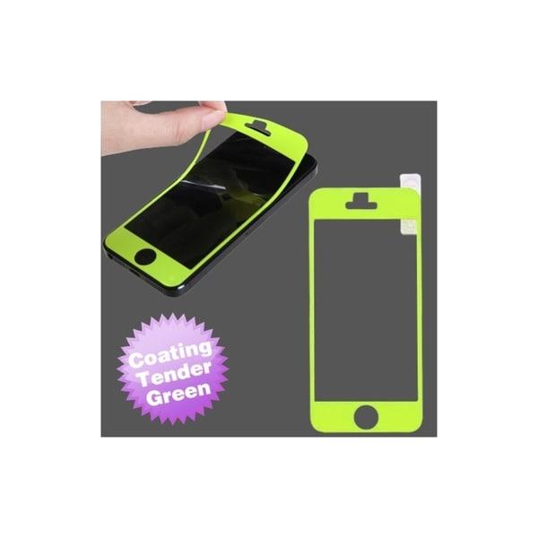 INSTEN Tender Green Screen Protector for Apple iPhone 5