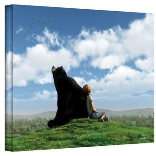 Cynthia Decker 'Cloud Watchers' Gallery Wrapped Canvas|https://ak1.ostkcdn.com/images/products/7880880/7880880/Cynthia-Decker-Cloud-Watchers-Gallery-Wrapped-Canvas-P15263730.jpg?_ostk_perf_=percv&impolicy=medium