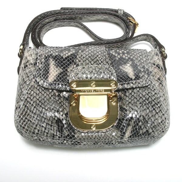 MICHAEL Michael Kors 'Charlton' Leather Crossbody Bag