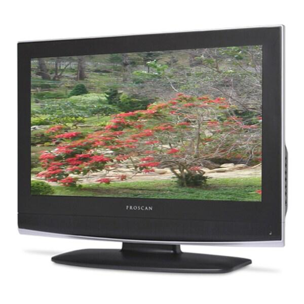 """Proscan 26LB30RQD 26"""" 720p LCD TV/ DVD Combo (Refurbished)"""