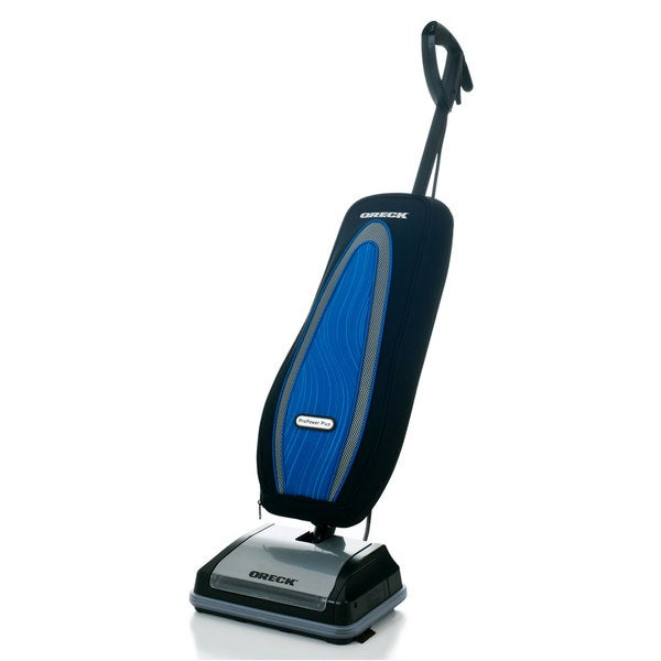 Oreck XL Power Plus Blue Vacuum (Refurbished)