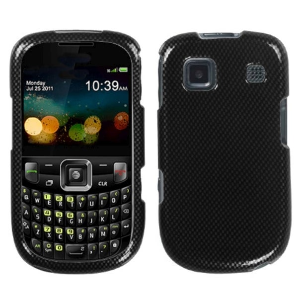 MYBAT Carbon Fiber Phone Protector Case Cover for ZTE Z431