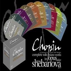 F. CHOPIN - COMPLETE SOLO PNO WORKS