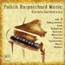 POLISH HARPSICHORD MUSIC - POLISH HARPSICHORD MUSIC VOL. 2