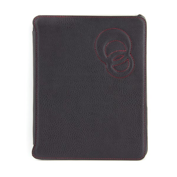 Kroo Embroidered Leather Case for Apple iPad