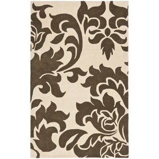 Martha Stewart Barcelona Molasses Wool Rug (9' x 12')