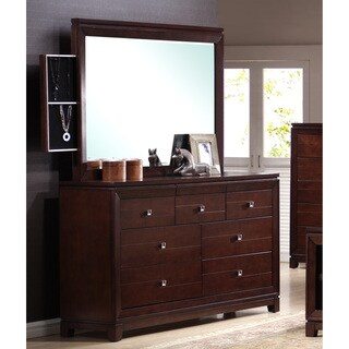 Picket House Lorrand 8-drawer Dresser with Optional Mirror