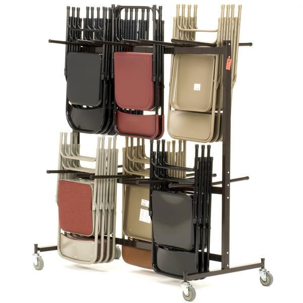 Shop Steel Double Tier Hanging Chair Truck Overstock 7883823