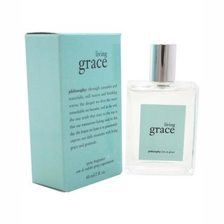 Philosophy Living Grace Women's 2-ounce Eau de Toilette Spray