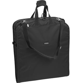"Wally Bags 45"" Garment Bag with Shoulder Strap"