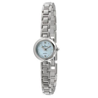 Peugeot Women's Round Mini Blue Dial Watch https://ak1.ostkcdn.com/images/products/7884115/7884115/Peugeot-Womens-Round-Mini-Blue-Dial-Watch-P15266628.jpg?impolicy=medium