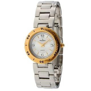 Peugeot Women's Stainless Steel Two-tone Watch