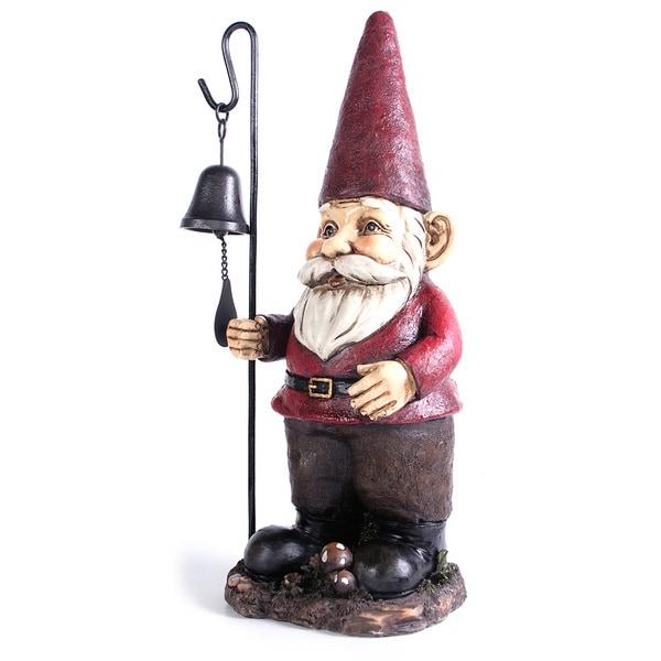 Maxi Wind Bell Gnome