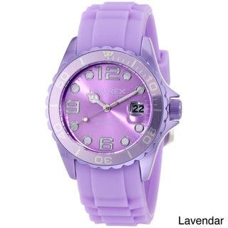 Haurex Italy Women's Unidirectional Bezel Date Watch