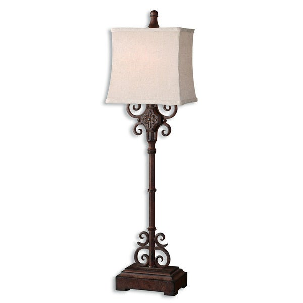 Uttermost Cubero Brown Buffet Lamp Free Shipping Today