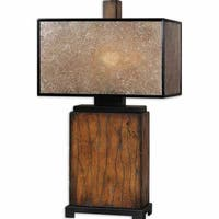 Uttermost Sitka Wood Table Lamp