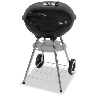 Uniflame Grill Boss Stand-Up Charcoal Grill