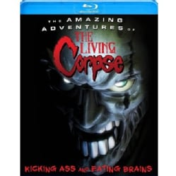 The Amazing Adventures Of The Living Corpse (Blu-ray Disc)
