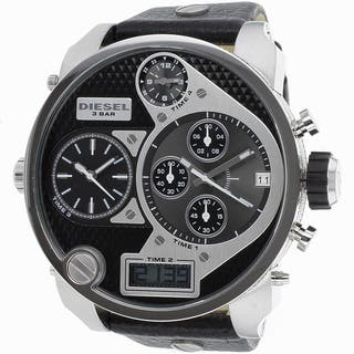 Diesel Men's DZ7125 Time Zone Watch|https://ak1.ostkcdn.com/images/products/7885753/Diesel-Mens-DZ7125-Time-Zone-Watch-P15267915.jpg?impolicy=medium