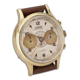 Uttermost Wristwatch Alarm Round Aureole