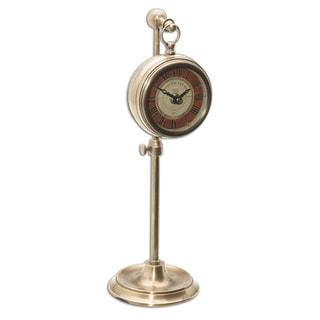 Uttermost Thuret Brass Pocket Watch