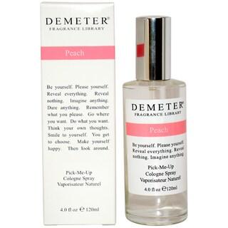 Demeter Peach Women's 4-ounce Cologne Spray