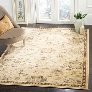 "Safavieh Florenteen Traditional Rust/Ivory Rug (5'3"" x 7'6"")"